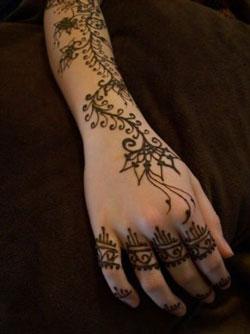 henna negra