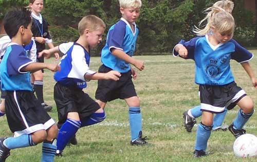Tips olahraga sehat untuk anak